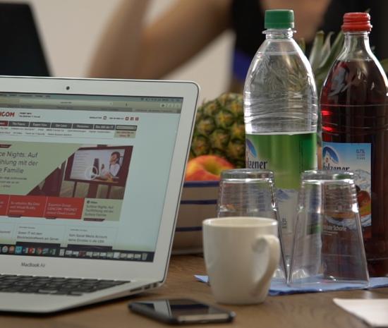 Unternehmensblog für B2B-Unternehmen