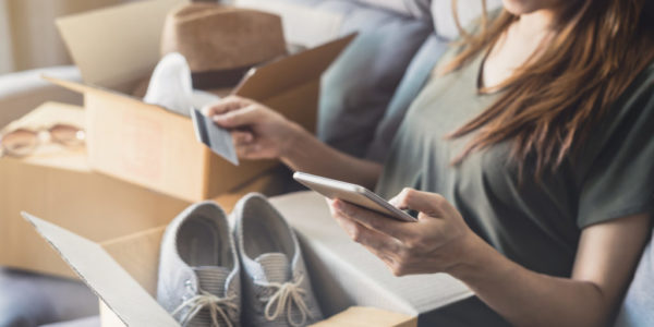 Commerce will play a big role in social media marketing during 2021. Source: Adobe Stock / Kittiphan